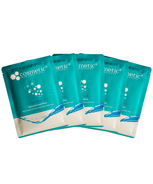 NEW Copper Peptide Masks