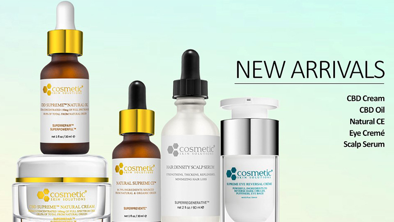 Cosmetic Skin Solutions Premium Skincare Made In The Usa